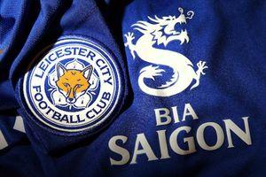 Bia Sài Gòn: Thương hiệu hàng đầu xuất hiện tại giải bóng đá đẳng cấp thế giới