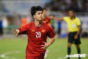 Công Phượng rực sáng, U23 Việt Nam đánh bại U23 Palestine