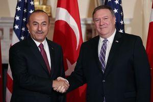 Mỹ - Thổ Nhĩ Kỳ nhất trí giải quyết căng thẳng