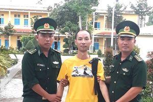 Bắt giữ đối tượng người Trung Quốc trốn nã qua biên giới