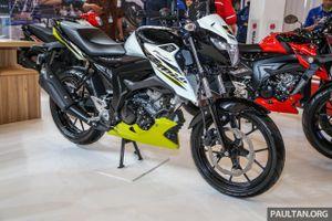 Suzuki GSX-150 Bandit côn tay ra mắt tại Indonesia