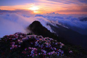 10 điểm đến đẹp như tiên cảnh ở Đài Loan
