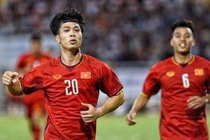 Công Phượng rực sáng, Olympic Việt Nam ngược dòng hạ Olympic Palestine 2 - 1