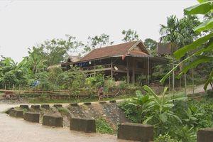 Người nặng lòng với văn hóa Thái