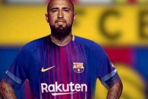 Đội hình siêu 'khủng' của Barcelona khi có Arturo Vidal