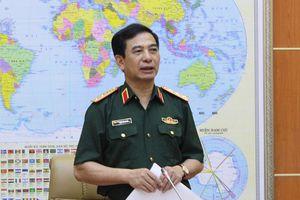 Ban Tuyển sinh Bộ Quốc phòng xét duyệt điểm chuẩn tuyển sinh Quân sự năm 2018