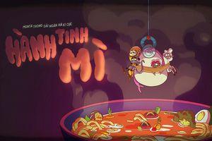 Nghệ sĩ nhận 5 đề cử Emmy hợp tác làm phim hoạt hình Việt