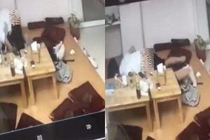 Cặp đôi quan hệ trong quán trà sữa: Phát tán video có bị xử lý?