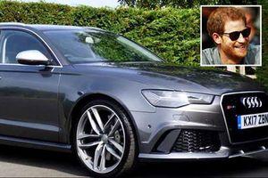 Xe Audi RS6 Avant của hoàng tử Harry bán hơn 2 tỷ đồng