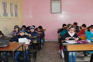 Nhật Bản sẵn sàng xây trường học và bệnh viện ở Syria