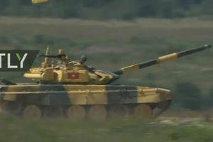 Đội tăng Việt Nam vượt qua chính mình trong ngày thi cuối tại Nga