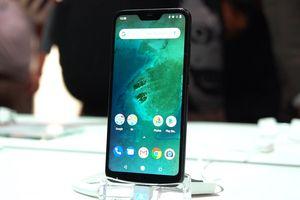 Smartphone Mi A2 Lite cho đặt mua trước