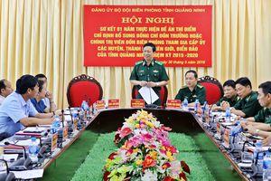 Tăng cường cán bộ BĐBP tham gia cấp ủy các huyện, thành phố biên giới: Khởi đầu thuận lợi