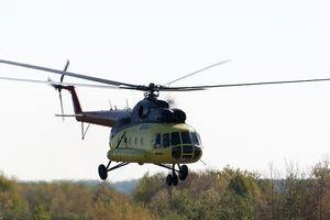 Hé lộ nguyên nhân trực thăng Mi-8 rơi khiến 18 người thiệt mạng ở Nga