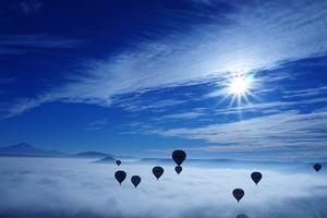 Sự trở lại của kỷ nguyên khinh khí cầu