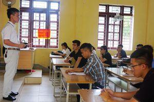 95 bài thi THPT quốc gia ở Nghệ An thay đổi điểm