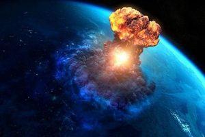 Thiên thạch khổng lồ rơi xuống và phát nổ gần căn cứ quân sự Mỹ
