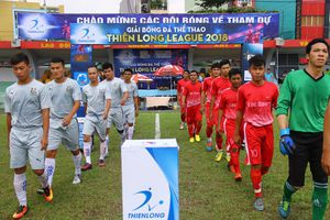 Khai mạc giải bóng đá phủi lớn nhất Sài thành