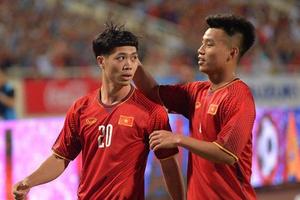 Nhìn lại sức nóng trận đấu U23 Việt Nam vs U23 Palestine