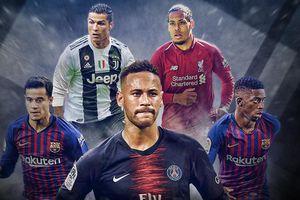 Ngày này năm xưa: Neymar đến PSG, bắt đầu kỷ nguyên kim tiền trong bóng đá