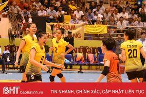 VTV Cup: ĐT nữ Việt Nam thắng ấn tượng trước Vân Nam - Trung Quốc