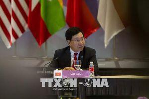 Hội nghị AMM 51: Các nước Đông Á tăng cường hợp tác hàng hải