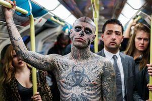 Người mẫu nổi tiếng Zombie Boy – cộng sự của Lady Gaga tự sát ở tuổi 32