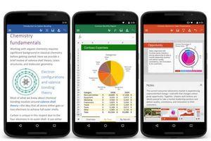 Tiết lộ mới cho người hay dùng công cụ Office trên điện thoại