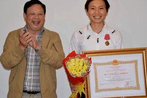Nguyễn Thị Thật nhận 'cú hích' cực lớn trước thềm Asiad 18
