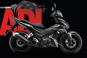 Honda Winner bổ sung màu sắc mới, quyết đấu Yamaha Exciter