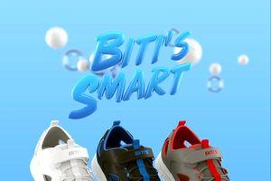 Thương hiệu Biti's sẽ ra mắt sản phẩm mới giày thể thao cho trẻ em