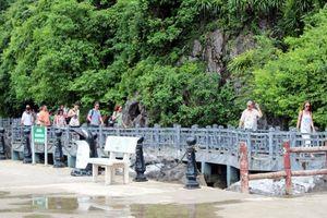 Tháng 7/2018, Quảng Ninh thu trên 1,700 tỷ đồng từ khách du lịch