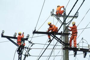 EVN: Sản lượng điện 7 tháng toàn hệ thống tăng trưởng tốt