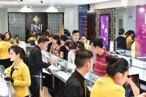 Giá vàng SJC 4/8 bật tăng trở lại, mua bán 36,65 - 36,83 triệu đồng/lượng