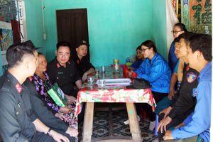 Nhiều hoạt động ý nghĩa của tuổi trẻ Bộ Tư lệnh CSCĐ tại Đà Nẵng