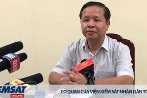 Sửa điểm thi ở Hòa Bình: Giám đốc Sở GDĐT 'xin nhận trách nhiệm người đứng đầu'