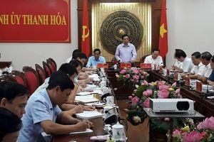 Ông Phạm Minh Chính: Thanh Hóa cần phải đi lên từ nội lực