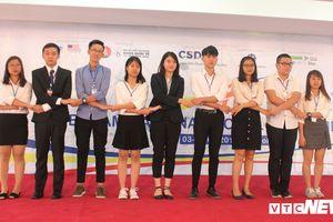 Các 'nhà ngoại giao' tương lai tự tin làm bộ trưởng tại Hội nghị mô phỏng ASEAN toàn quốc 2018