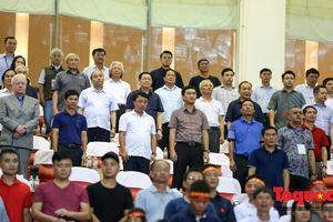 Thủ tướng Nguyễn Xuân Phúc dự khán trận U23 Việt Nam – U23 Oman