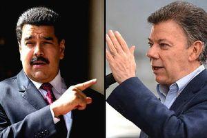 Tổng thống Venezuela cáo buộc Colombia đứng sau vụ ám sát bất thành