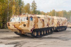 ''Trâu thép'' DT-3PM Nga trì hoãn vào biên chế, giấc mộng hiện diện Bắc Cực lại bỏ ngỏ?