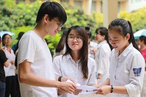 Các trường đại học đồng loạt công bố điểm chuẩn 2018