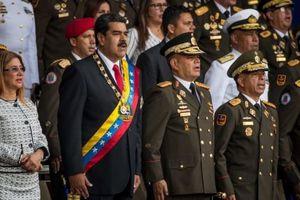 Tổng thống Venezuela bị tấn công bằng drone