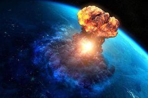 Thiên thạch khổng lồ rơi và phát nổ gần căn cứ Mỹ