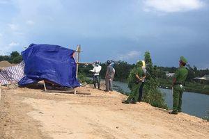 Thi thể nam thanh niên chết lõa thể trên sông Hiếu Quảng Trị