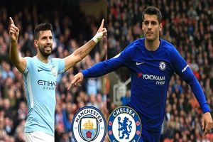 Man City vs Chelsea: Ai muốn dính 'lời nguyền' Community Shield?