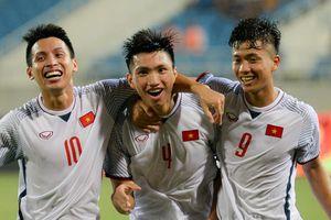 Văn Hậu tỏa sáng mang về chức vô địch cho Olympic Việt Nam