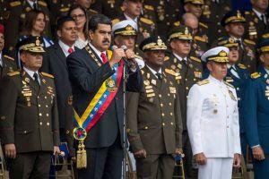 Venezuela náo loạn vì Tổng thống Maduro suýt bị ám sát