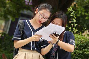 Điểm chuẩn vào ĐH Ngoại ngữ Hà Nội cao nhất là 33 điểm