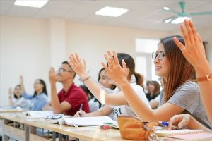 Học viện Ngân hàng công bố điểm chuẩn: Cao nhất 23,75 điểm